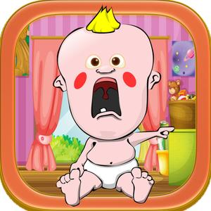 play Hungry Baby Dessert Blitz Pro