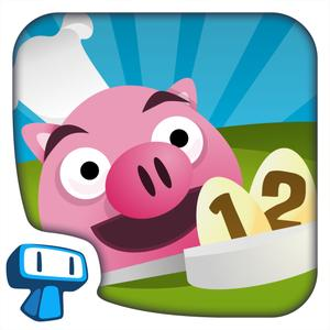 play Hungry Pigs - Brain & Memory Trainer For Toddlers And Preschoolers