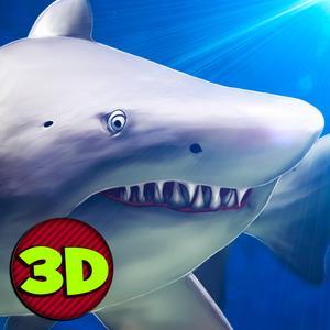 play Hungry Shark Simulator 3D Full