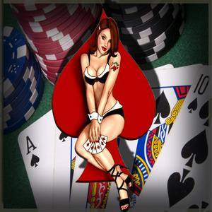 play Lucky Vegas Poker Girls Bonanza