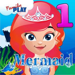play Mermaid Princess Goes To School: First Grade Learning