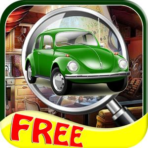 play Messy Car Hidden Objects
