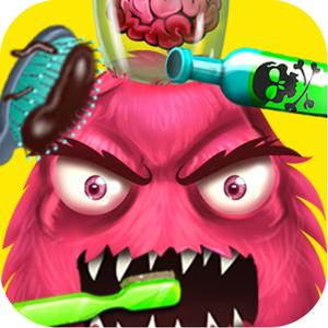 play Messy Garbage Monster – Makeover & Dress Up Monsters To Look Untidy, Ugly & Dirty