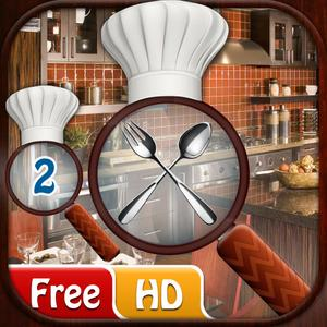 play Messy Kitchen Hidden Objects 2