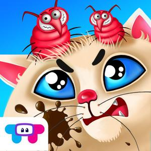 play Messy Pet Mania: Muddy Adventures