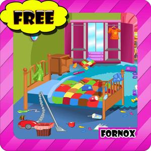 play Messy Room Cleanup Game