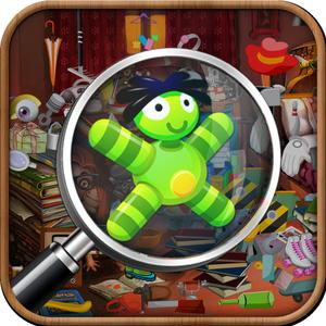 play Messy Room Hidden Object