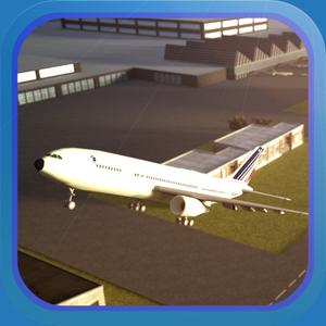 play Plane Simulator Pro - Landing, Parking And Take-Off Maneuvers - Real Airport Sim