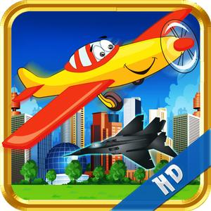 play Planes Day Wars Vs Angry Jets - Free Airplane Adventure Hd Edition 2