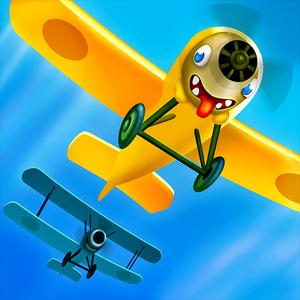 play Planes Traffic Race 3D