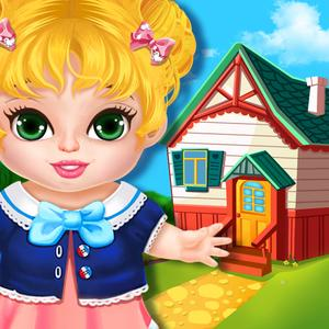 play Play House Mania For Kids!