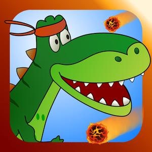 play Run Dino Run 2: Play Funny Baby Trex Dinosaur Racing In A Prehistoric Jurassic World Park - Newest Hd Free Game For Ipad