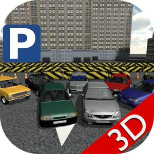 play Russian Car Parking Simulator 3D