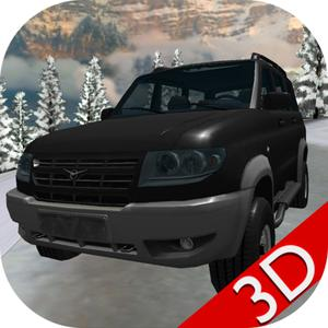 play Russian Jeep 4X4 Racing 3D