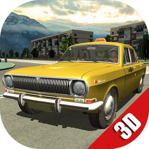play Russian Taxi Simulator 3D
