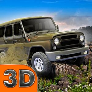 play Russian Uaz: Offroad Racing 3D Free