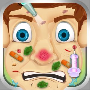 play Skin Doctor - Cure Crazy Little Patients In Your Dr Office
