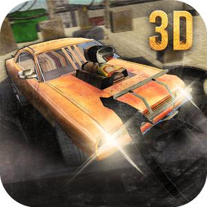 play Skull Muscle Car Simulator 3D