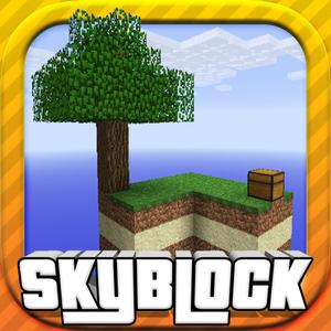 play Sky Block - Mc Survival Hunter Shooter Mini Block Game