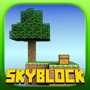 play Sky Block 2 - Mc Survival Hunter Block Minigame