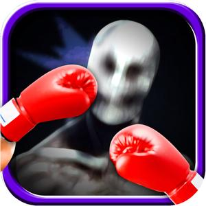 play Slenderman Face Punch Pro - Crazy Fist Punching Game