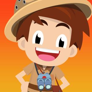play Toddler Tommy Safari Animals Free - Wildlife And Safari Animal Puzzles