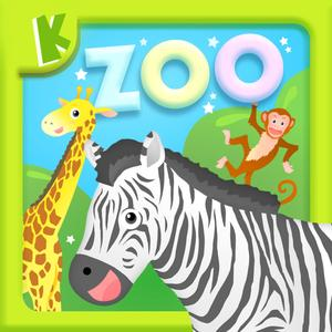 play Toddler'S Preschool Zoo Animals Shape Jigsaw Puzzles Free Game For Kids