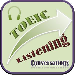 play Toeic Listening (Conversations)