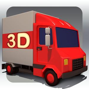 play Toon 3D Parking - Delivery Dash