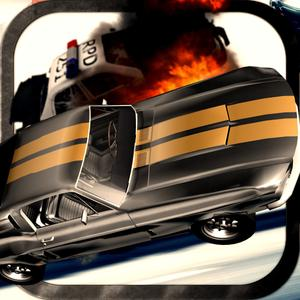 play Top-Speed Weaponry Auto-Car : Massively Shooting And Destroying