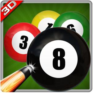 play 8 Ball Pool Master 3D - Free