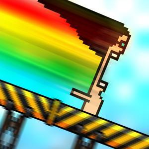 play 8-Bit Waterslide