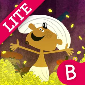 play Ali Baba And The 40 Thieves (Lite Version). A Great Animated Story, A Classical Tale, Story And Game For Children Ages 2