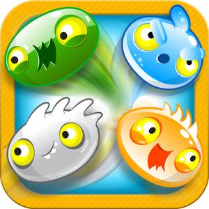 play Alien Candies - Smash Champs In Cool Puzzle Adventure