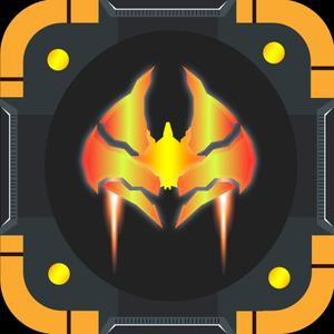 play Alien Hunter Pro: Galaxy Ship Clicker --- Idle Incremental Shooter Game