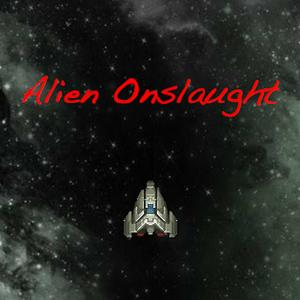 play Alien Onslaught