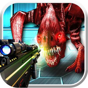 play Alien Space Shooter 3D