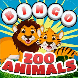 play Bingo Zoo Animals Blitz - For Free