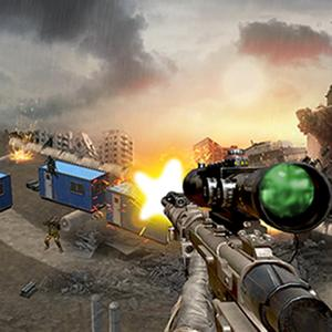 play Black Ops Sniper Shooter 3D