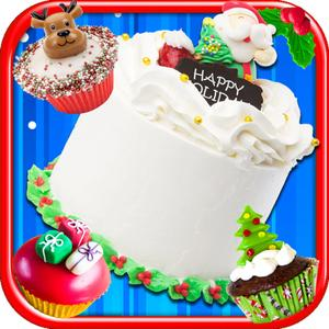 play Christmas Cake Maker Free