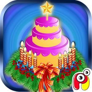 play Christmas Cake Maker – Free Cakes And Cupcake Cooking Game