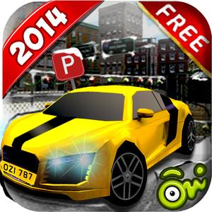 play Christmas Car Parking 3D-Play Amazing & Exciting New Year Game