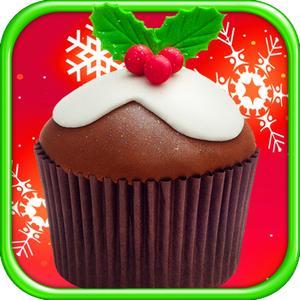 play Christmas Cupcakes : Make & Bake