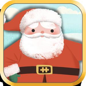 play Christmas For Kids: Cool Santa Claus, Snowman, And Reindeer Jigsaw Puzzles For Toddlers, Boys, And Girls Hd - Education