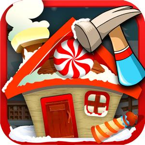 play Christmas House Puzzle