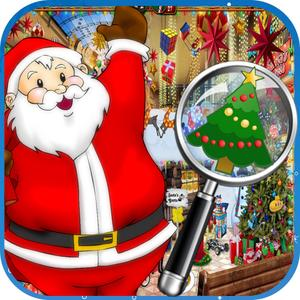 play Christmas Party Hidden Objects 2 In 1