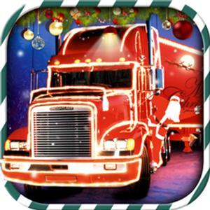 play Christmas Truck Parking 3D