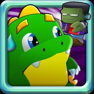 play Dragon Battle: Funny Zombie Killer Adventure