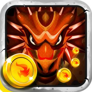 play Dragon Dungeon Knight Slots - Fun 5 Line Multi Reel Medieval Loots Cash Game