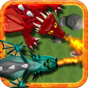 play Dragons Vs Zombies Pro